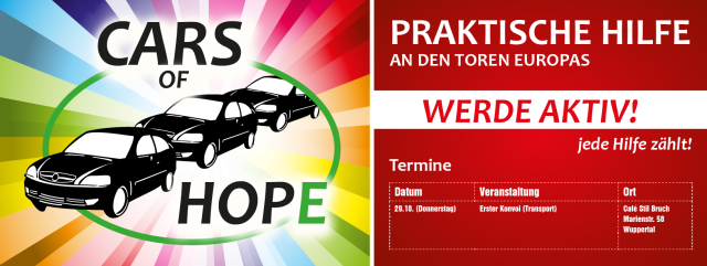 Cars Of Hope Cover - Version ohne alte Termine-01